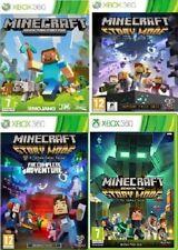 Xbox 360 Minecraft Story Modus Xbox 360 verschiedene Spiele-neuwertig-schnelle Lieferung
