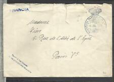 Q5089C-CARTA REY ALFONSO XIII 24-7-1916.SECRETARIA PARTICULAR  S.M. FRANQUICIA
