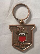 US. Army Reserve Key Chain 76th Division - Rare