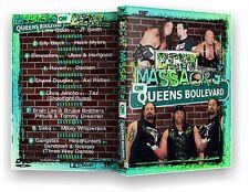 ECW Wrestling: Massacre on Queens Blvd DVD-R, Brian Lee Shane Douglas Axl Rotten