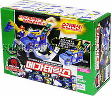 Turning Mecard MEGA TERICS Transformer CAR Robot Toy /Korean Animation Character