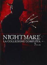 Nightmare - La Collezione Completa (7 DVD) - ITALIANO ORIGINALE SIGILLATO -