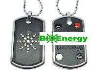 BIO ENERGY Disc Powerful Quantum Scalar Energy Pendant Necklace Balance  Power