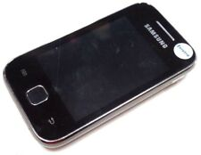 "Samsung Galaxy Y S5360, 3"", GSM / HSPA, Android 2.3.5 (Gingerbread), 2 MP, f/2.8"