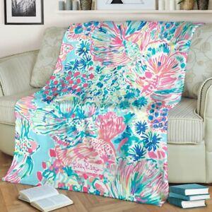 Gypsea Lilly Pulitzer Premium Blanket