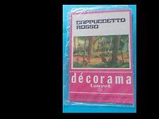 CAPPUCCETTO ROSSO (TRASFERELLI/DECALCOMANIE)