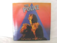"Offers welcomed!  THE POLICE  ""Zenyatta Mondatta"" LP / NEAR MINT+++"