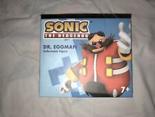 Sega Sonic The Hedgehog DR. EGGMAN Collectable Figure Lootgaming Exclusive