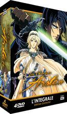 ★Les Chroniques d'Arslan★ Intégrale Collector 4 DVD