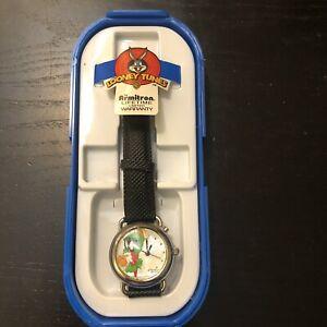 Marvin The Martian Armitron Looney Tunes Wrist Watch RARE! Untested