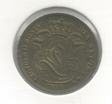 1 cent 1894 vlaams * Prachtig / FDC *  LEOPOLD II * nr 8919