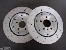 Neu original Lamborghini  Bremsscheiben 335x32mm 400 615 602C + 400615601C  Neu