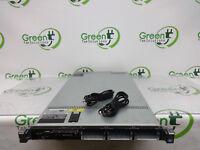 READ Dell PowerEdge R610 1U 6-Bay SFF Server 1x Xeon X5690 3.47GHz 4GB Perc H700