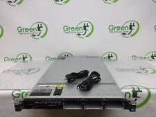 Dell PowerEdge R610 1U 6-Bay SFF Server 2x Xeon E5506 2.13GHz 8GB H700 iDRAC 6