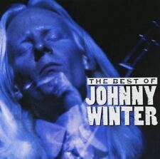 JOHNNY WINTER-THE BEST OF JOHNNY WINTER-JAPAN CD D46