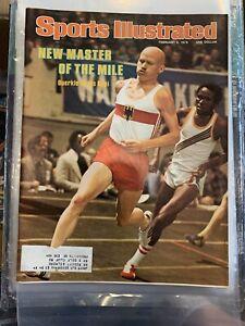 Sports illustrated Magazine February 6, 1978 Buerkle Beats Bayi