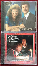 Danny & Linda Shelton 2 Audio CDs: Picture of His Love ~ Story of Jesus' Birth