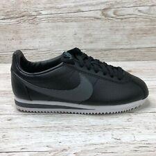 Nike Classic Cortez Cuero Negro Talla UK 5.5 EUR 38.5 US 6 749571 011