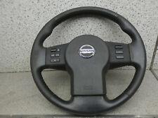 Lederlenkrad Lenkrad Schalter Fahrerairbag 158Tkm Nissan Navara D40 08.1447.125