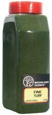 Woodland Scenics Fine Turf Green Grass Shaker T1345 -