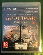 God Of War: Collection PS3 NUEVO!!