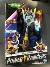 NEW IN BOX Power Rangers Beast Morphers Beast-X Ultrazord Action Figure Toy