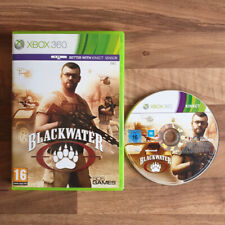 XBOX 360 Blackwater - Shooter - Excellent Condition
