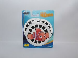 NEW Fisher Price 2006 FINDING NEMO  View-Master 3D Reels 3 Discs in Package