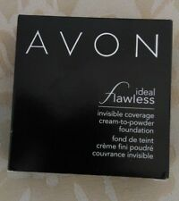 Avon True Color Flawless Cream-to-Powder Foundation - Choose your Shade
