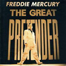"""7"""" Freddie Mercury – the great pretender // Germany 1992"""