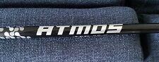 Fujikura Atmos Black Driver Shaft 6S Stiff Taylormade Adapter M3 M4 M5 M6 SIM
