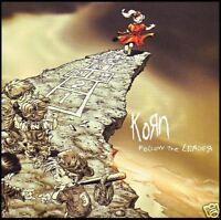 KORN - FOLLOW THE LEADER CD ~ 90's RAP METAL *NEW*