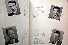 1939 SETON HALL COLLEGE YEARBOOK University SOUTH ORANGE NEW JERSEY Catholic