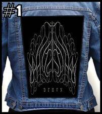 DEAFHEAVEN -- Huge Jacket Back Patch Backpatch --- Various Designs