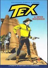 TEX - IL TOTEM MISTERIOSO - COLLEZIONE STORICA A COLORI - N.1 - 2007