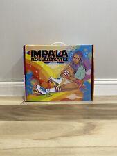 New Impala Quad Roller Skates Holographic Women's Size 7