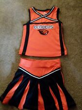 Toddler Girls Oregon State Beavers 5T Cheerleader Cheer Outfit Dress