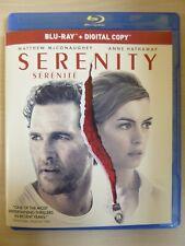 Serenity / Serenite (Blu-ray + digital copy)