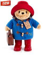 Paddington Classic Bear with Boots Suitcase Large 34cm Official Paddington Bear