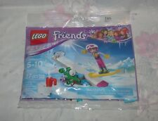 Lego Friends Set 30402 Snowboard Tricks Polybag - New, Sealed