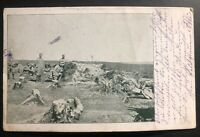 1916  Kuk WWI Feldpost Polish Legion Poland RPPC Postcard Cover To Vienna