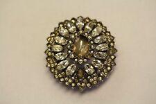 Vintage Eisenberg Brooch Fur Pin Broken