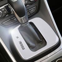 Chrome Gear Shift Panel Frame Cover Trim Frame Bezel Fit Ford Escape Kuga 13-16