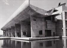 Le Corbusier Claudius Petit circa 1960 Tirage argentique postérieur circa 1985
