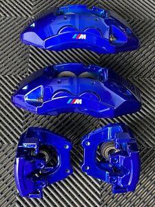 BMW E70 E71 F15 F16 X5M X6M Brembo Brake Calipers BBK Refinished 10 11 12 13 14