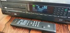 PHILIPS CD-624 from 90/ + REMOTE - high fidelity classic vintage XXX RARE !!!