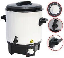 Einkochautomat Einkochtopf Glühweintopf Heißgetränkeautomat Einkocher 27 L DMS®