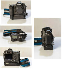 Canon 5D MarkII with Canon Wireless File Transmitter WFT-E4IIA and Op/Tech strap