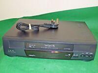 AKAI VS-G225 Video Cassette Recorder VHS Smart Engine VCR Black FULLY TESTED