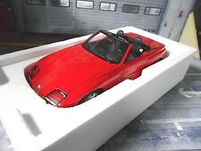 BMW Z1 Roadster E30 rot red 1988 Cabrio Minichamps PMA 1:18